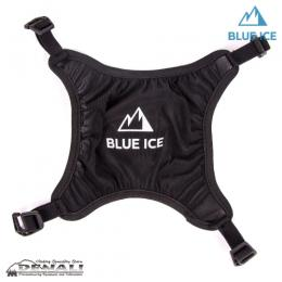 Helmet holder (blue ice)